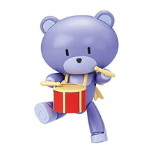 BANDAI Gundam HGPG Petit Guy Purple Drum