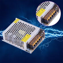 [Kingstore]AC 110V 220V To DC 12V 5A Regulated Transformer Power Supply For LED Strip Light