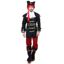 HOUSE OF COSTUMES King Of The Sea M-0115 - Black