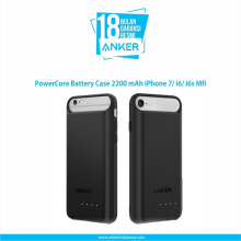 [free ongkir]ANKER PowerCore Battery Case 2200 mAh iPhone 7/ i6/ i6s MFi [MFI]