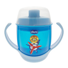 CHICCO Meal Cup 12m+ - Blue