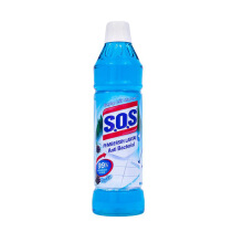 SOS Pembersih Lantai Botol Magic Pine 800 ml