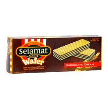 SELAMAT Wafer Chocolate 198gr