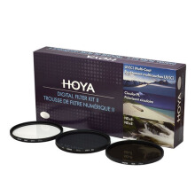 Hoya Digital Filter Kit 77mm Black