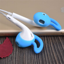 BESSKY Earphone Cover Tips Hook For Airpods Anti-Slip Soft Silicone_