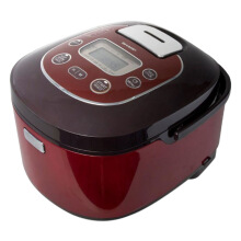 SHARP Digital Rice Cooker 1.8L KS-TH18-RD - Merah