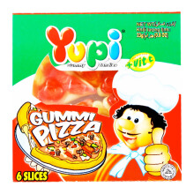 YUPI Gummi Pizza Box 23gr x 24pcs