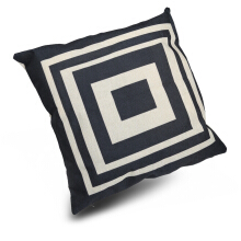 Simplism Geometric Cotton Linen Pillow Cushion Cover Home Decor COLORMIX STRIPE PATTERN