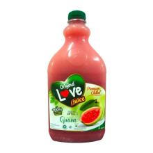 LOVE JUICE Guava 2ltr