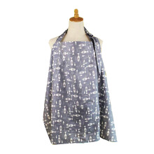 MOOIMOM Breastfeeding Nursing Cover - Grey