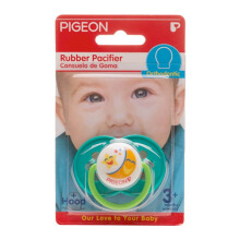 PIGEON Rubber Pacifier TG2 Ortho