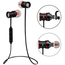 BESSKY Bluetooth Wireless Headphones with Microphone and Magnet Attraction Sports _