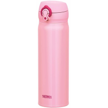 THERMOS Stainless Steel Commuter Bottle - Coral Pink 500 ml (JNL-502 CP)