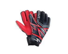 SPECS METEOR GK GLOVES - CARBON GREY/RED