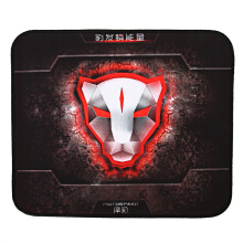 Professional Large Anti-slip Rubber Gaming Computer Mouse Mat Black