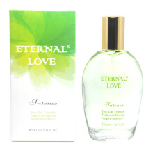 ETERNAL LOVE Perfume Green 50ml