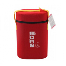 FARLIN Warmer Bottle Carrier - Red