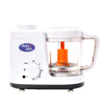 BABY SAFE Baby Food Maker (Steam & Blend)