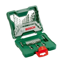 BOSCH Screwdriver and Drill Bits Set X-Line 33