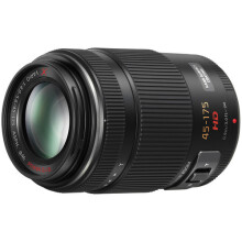 Panasonic Lumix G X Vario PZ 45-175mm f/4-5.6 Asph Power O.I.S.