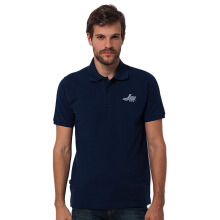 LEA Polo Shirt - Navy