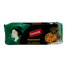 FANTASTIC Rice Cracker Seaweed 100g