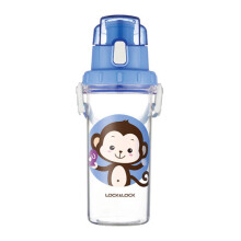 LOCK & LOCK Kids Bottle 600ml - Blue (HLC952BLU)