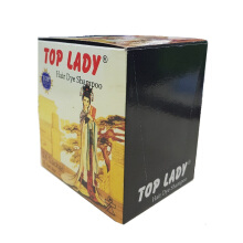 TOP LADY Shampo Princes Hard Cover 3gr
