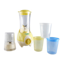 CROWN Wet N Dry Food Processor - Yellow