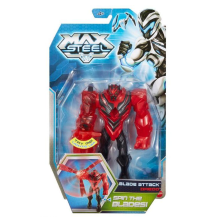 MAX STEEL 6 inch Basic Figure Y9512