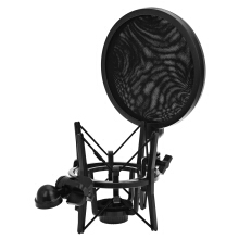 Y - 200 Microphone Audio Professional Shock Mount with POP Filter Screen