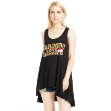 DAMN! I LOVE INDONESIA Racer Dress D! I Love Indonesia Black HD Gold - Black [OS]