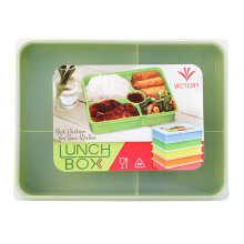 VICTORYHOME Lunch Box 1600ml - Green