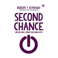 Second Change - Robert T. Kiyosaki - 616203014