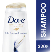 DOVE Shampoo Total Damage Treatment 320ml
