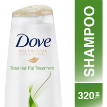 DOVE Shampoo Total Hair Fall Treatment 320ml