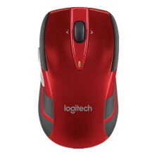 LOGITECH M545 Wireless Mouse - Red