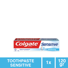 COLGATE Sensitive Whitening 120g