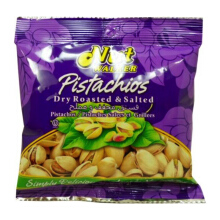 NUT WALKER Dry Roasted & Salted Pistachios 35gr