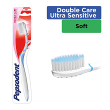PEPSODENT Tooth Brush Double Care Ultra Sensitive 1 Pc