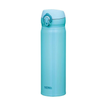 THERMOS Stainless Steel Commuter Bottle - SKY Blue 500 ml (JNL-502 SKY)