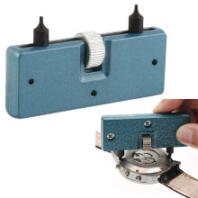 Watch Repair Tool Adjustable Back Case Opener Cover Remover Watchmaker
