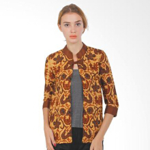 Rianty Batik Valora - Brown