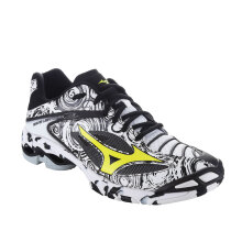MIZUNO WAVE LIGHTNING Z3 - BLACK / WHITE / SAFETY YELLOW (SHADOW CO