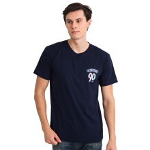 GENERASI 90-AN New Logo Short - Navy