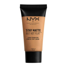 NYX Professional Makeup Stay Matte Not Flat Liquid Foundation - Warm Beige