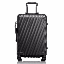 TUMI 19 Degree Alumunium International Carry-On Matte Black [36860MD2]