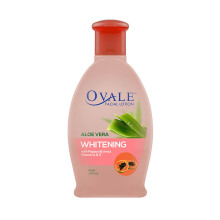 OVALE Facial Lotion Whitening Papaya 200ml