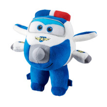 SUPER WINGS Plush Toys - Paul