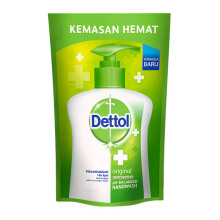 DETTOL Hand Wash Original 200 ml Pouch
